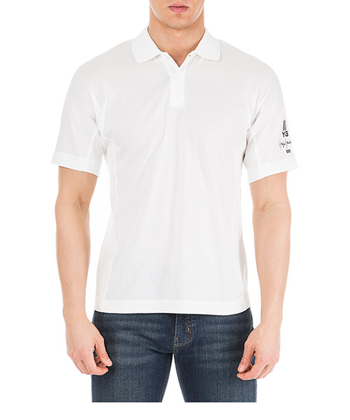 Men's short sleeve t-shirt polo collar classic