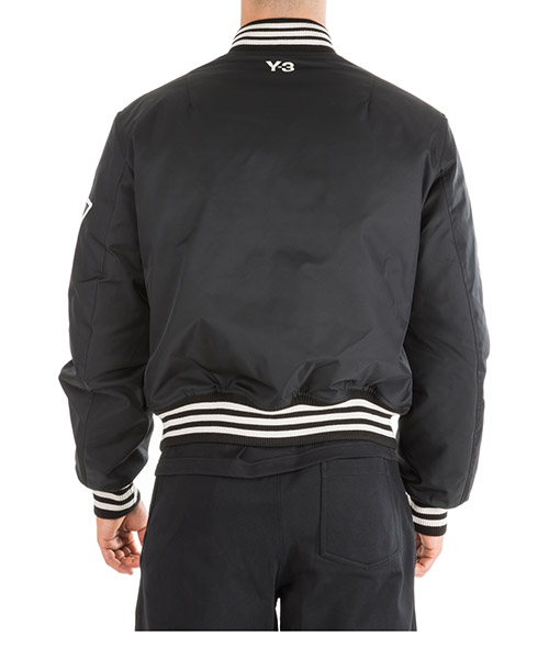 Men's outerwear jacket blouson  yohji letters secondary image