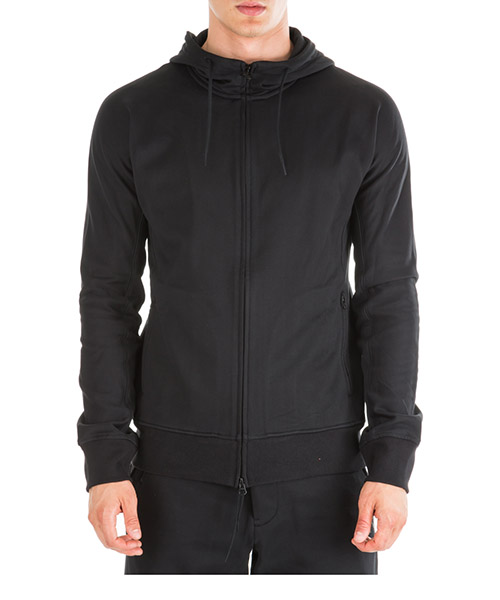 Sweat à capuche Y-3 FJ0344 nero