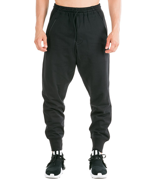 Tracksuit bottoms  Y-3 Classic cuffed FJ0357 nero