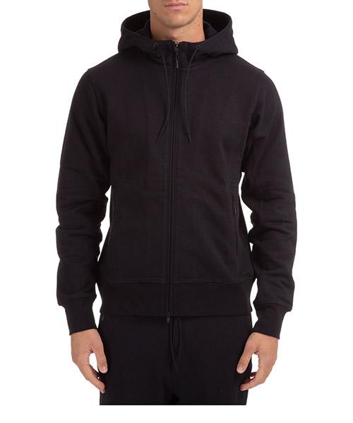 Sweatshirt mit Zip Y-3 FN3363 nero