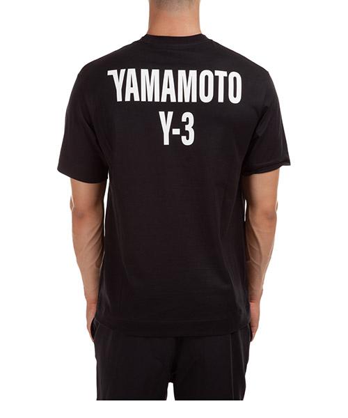 T-shirt Y-3 GK4362 nero