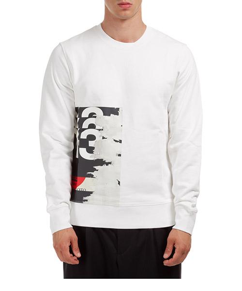 Sweatshirt Y-3 GK4386 bianco