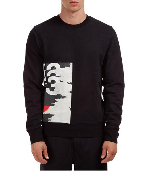 Sweatshirt Y-3 GK4387 nero