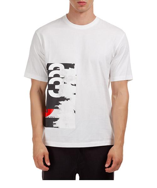 T-shirt Y-3 GK4389 bianco