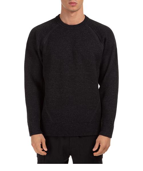 Sweatshirt Y-3 gk4564 grigio