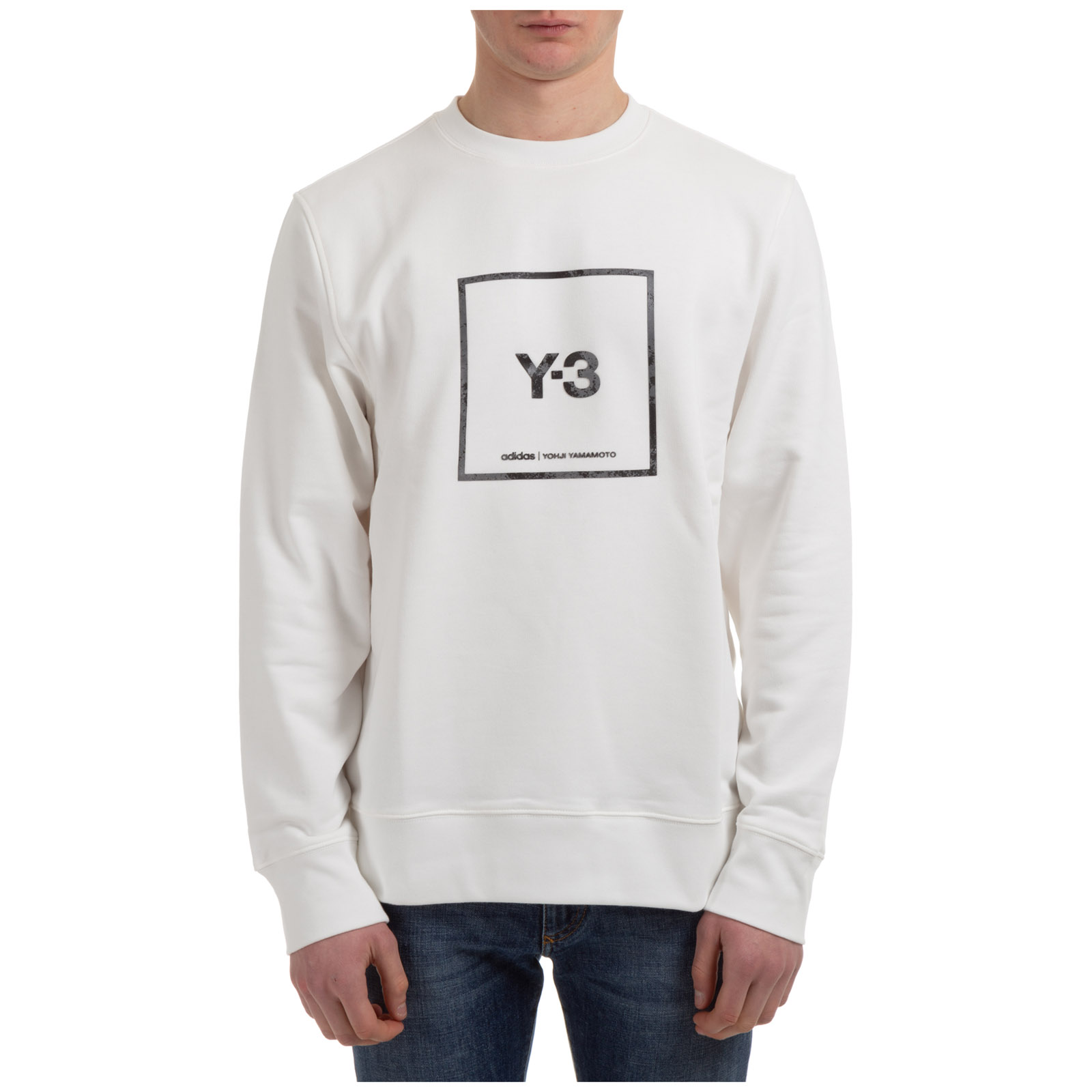 Y-3 MEN'S SWEATSHIRT SWEAT