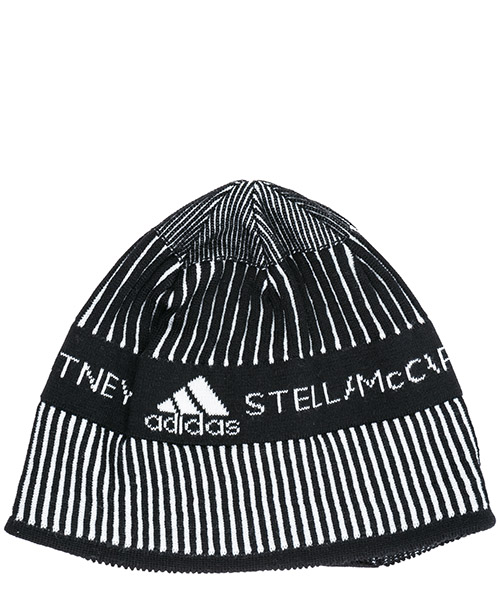 Beanie Adidas by Stella McCartney CZ7875 black - white