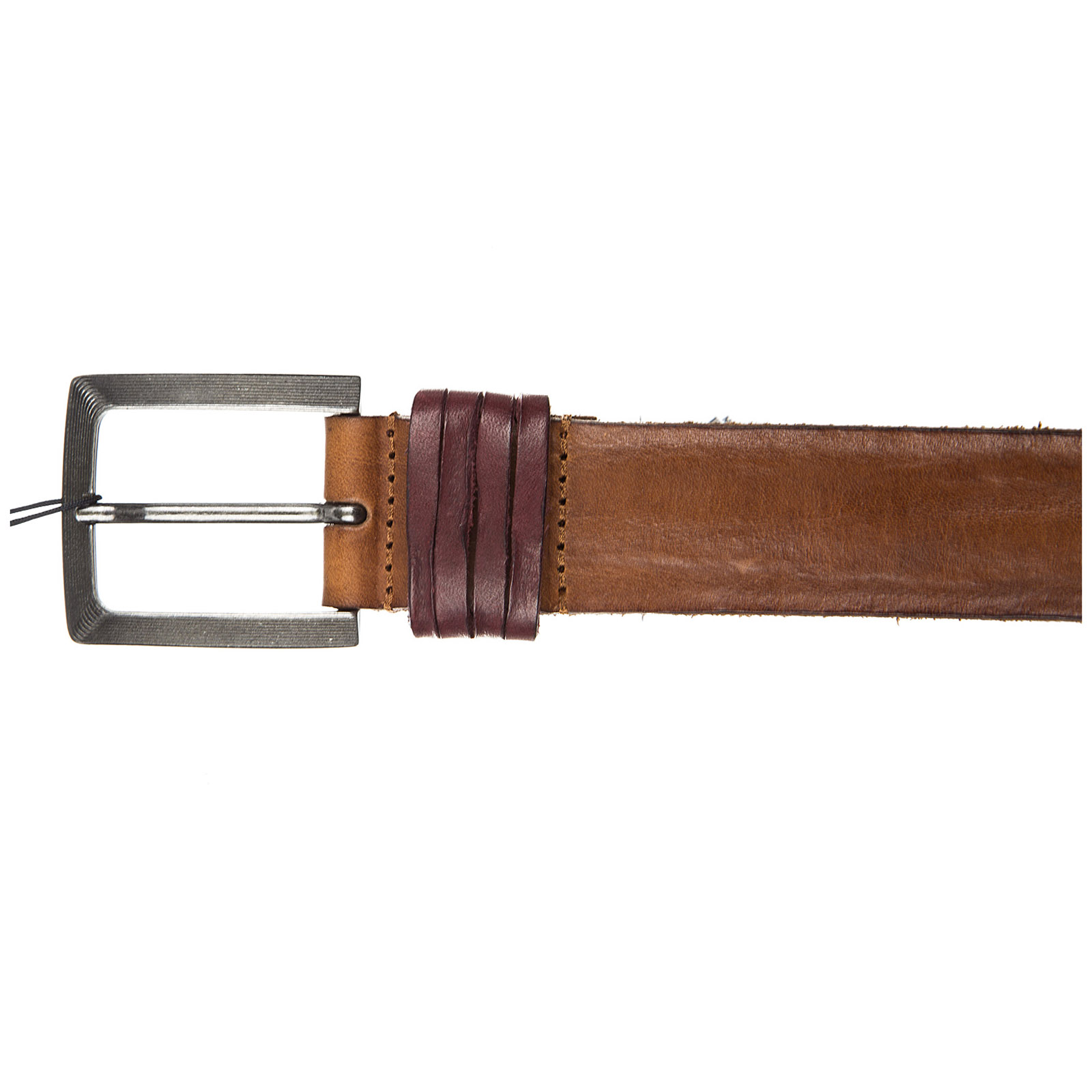 Men's genuine leather belt  ardiglione