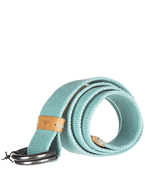 Ceinture homme en coton  fashion secondary image