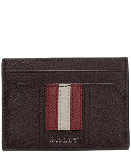 Credit card holder Bally thar 6221814 coffee