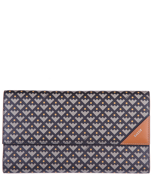 Document holder Bally balmhorn 6193905001 nero