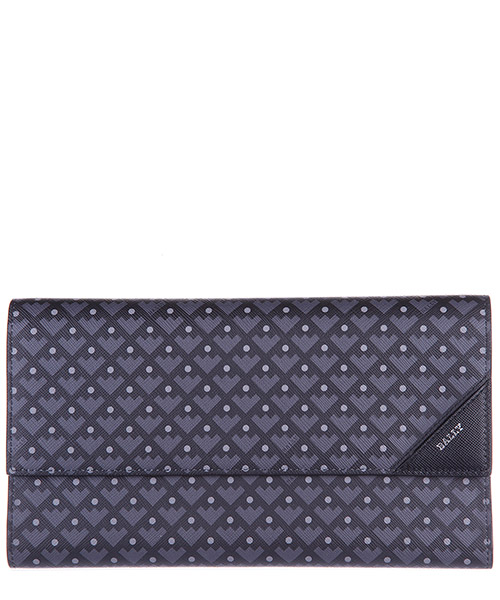 Document holder Bally balmhorn 6199903001 nero