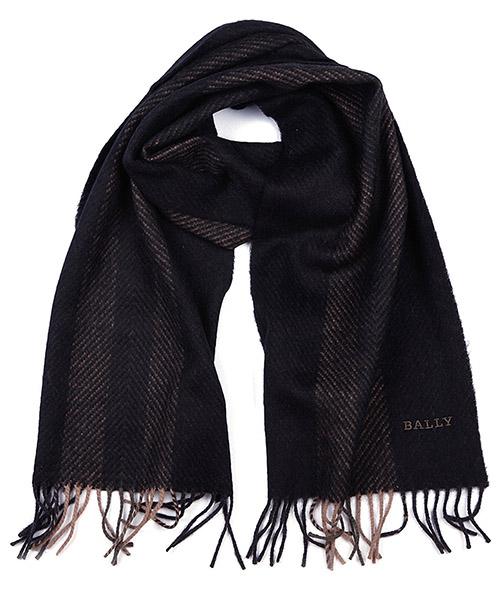 Sciarpa lana Bally 6199215 00020 grigio