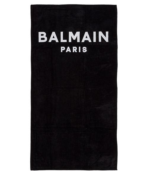 Beach towels Balmain BWP000150.010 nero