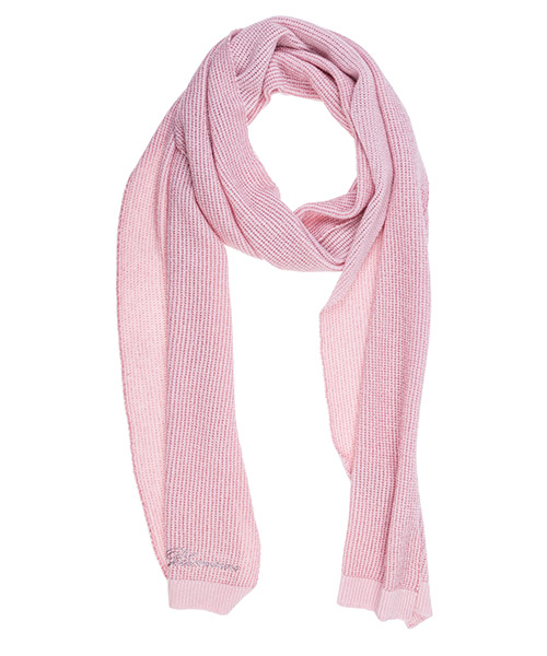 Schal Be Blumarine 4801100146 rosa