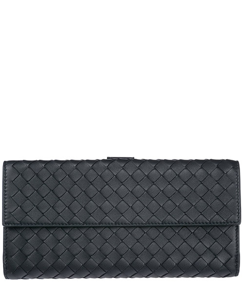 Billetera Bottega Veneta 134075V001N blu