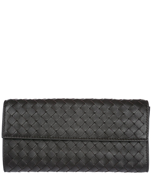 Billetera Bottega Veneta 150509V001N marrone