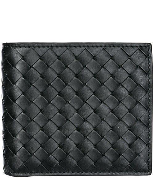 Wallet Bottega Veneta 193642V46511000 nero