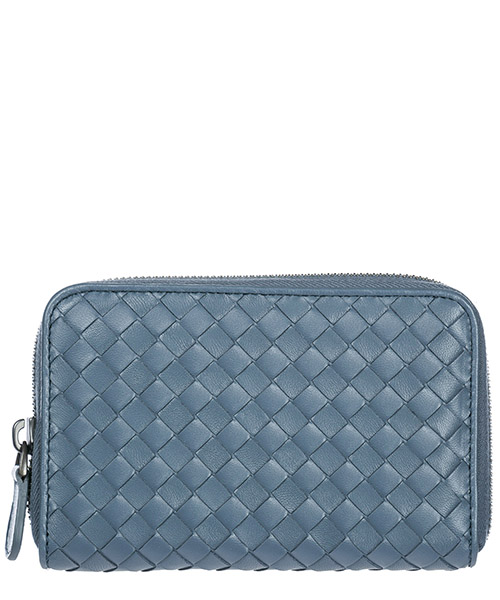 Billetera Bottega Veneta 464850V001N grigio