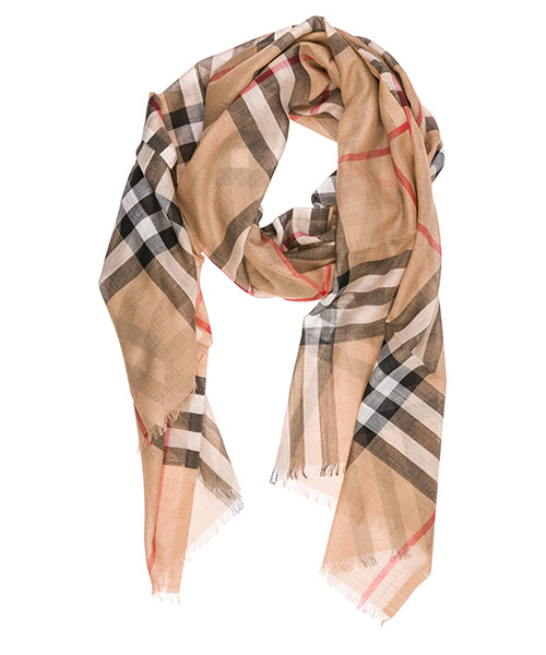 Men's scarf gauze giant secondary image