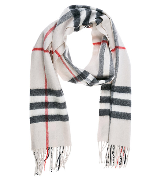 Scarf Burberry 39546731 nero
