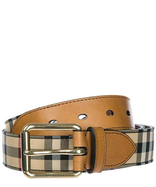 Cintura Burberry 39763551 tan