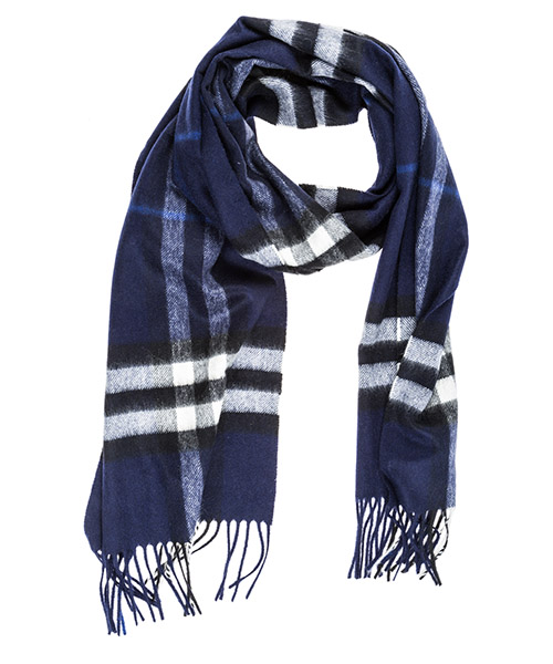 Men's scarf tartan secondary image