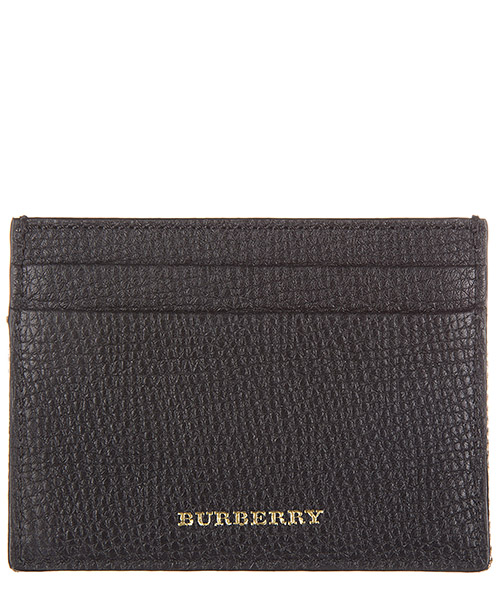 Credit card holder Burberry Sandon 40397391 black