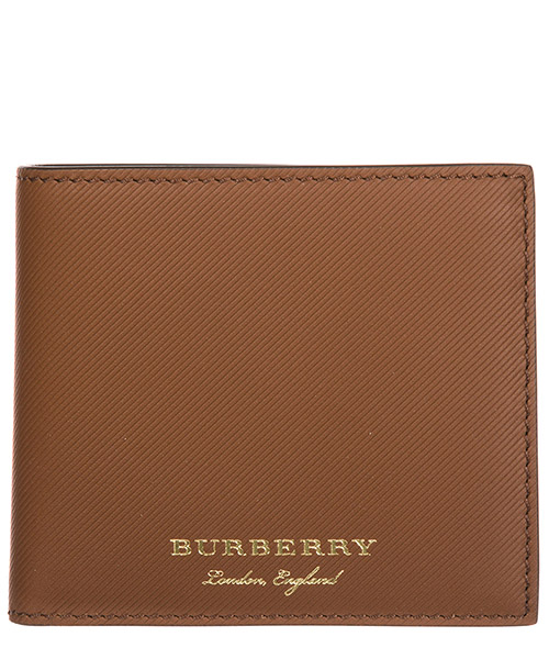 Billetera Burberry 40547691 tan