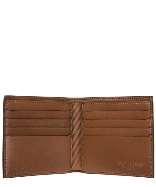 Men's genuine leather wallet credit card bifold  reg ccbill8 secondary image
