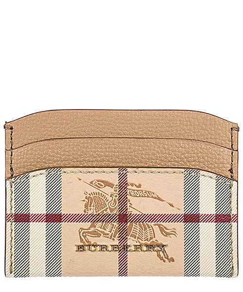 Credit card holder Burberry 40607261 mid camel