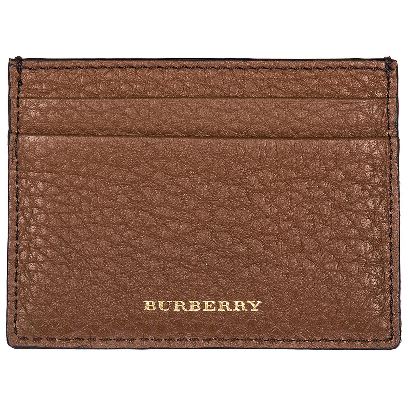 Porta carte di credito portafoglio uomo pelle sandon