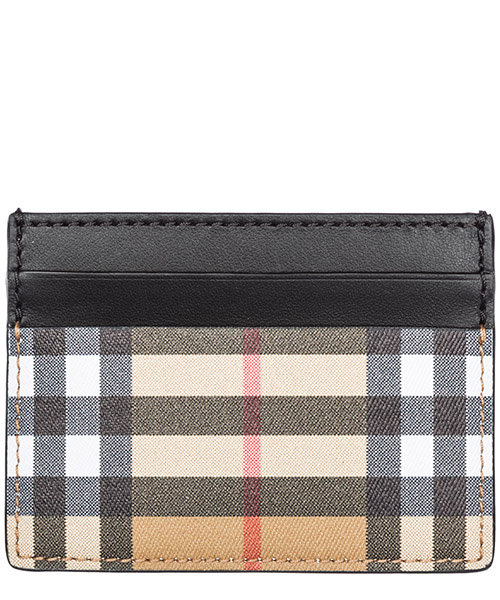 Бумажник Burberry Sandon 40746371 black