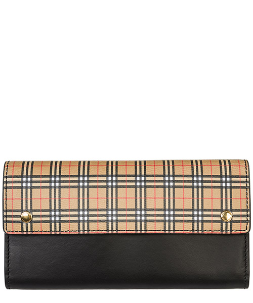 Бумажник Burberry Harris 40777861 nero