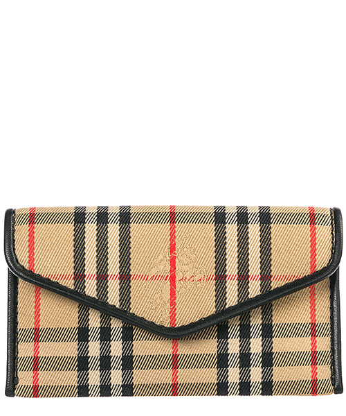 Credit card holder Burberry Envelope 80082041 beige