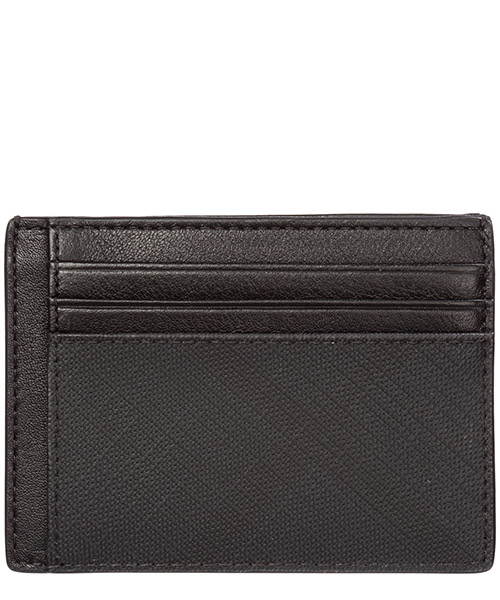Credit card holder Burberry 80144881 dark charcoal