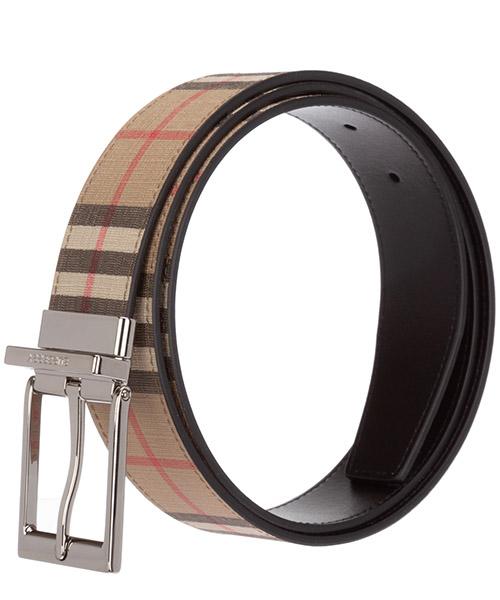 Men's genuine leather belt secondary image