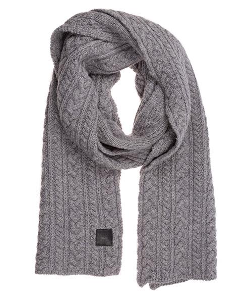 Шерстяной шарф Canada Goose 6953L grigio