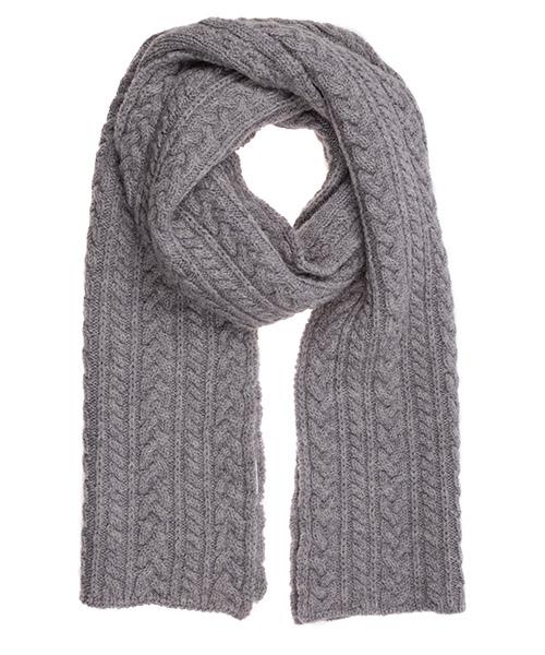 шарф мужской шерсть secondary image