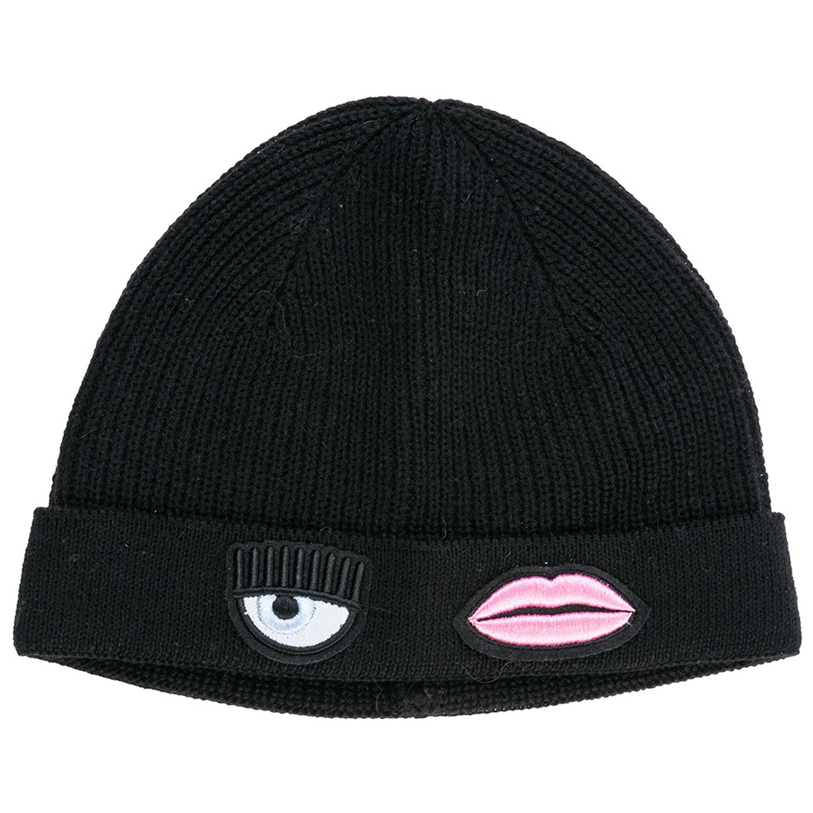 Cuffia berretto donna in lana