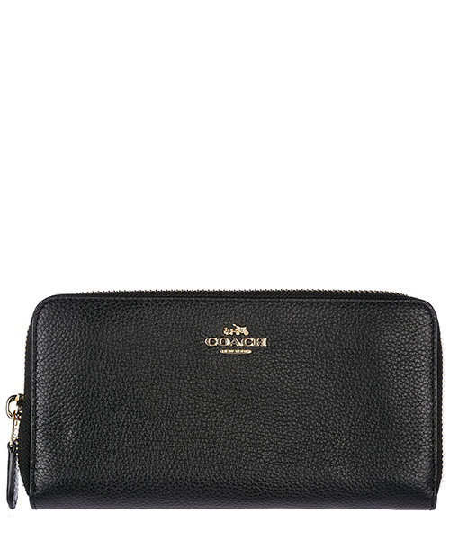 Portefeuille Coach - 58059BLACK nero