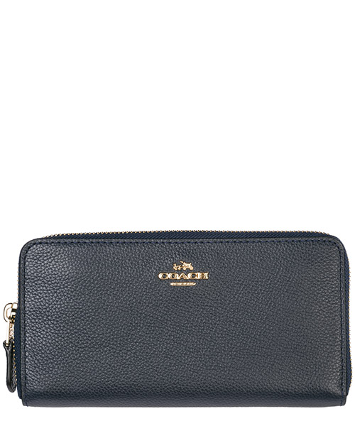 Billetera Coach 58059 navy