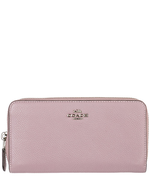 Billetera Coach 58059 rosa