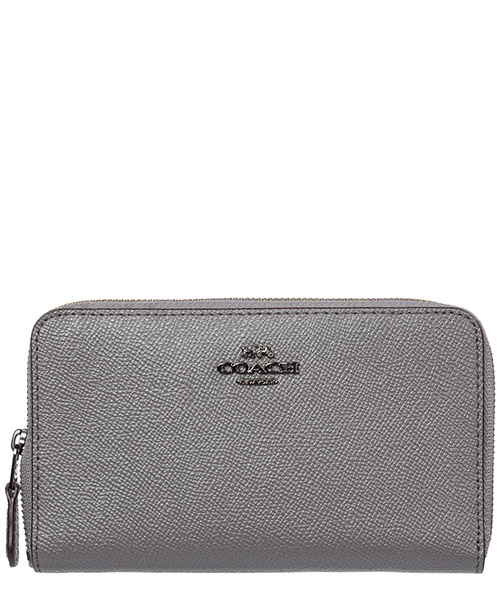 Бумажник Coach 58584 dk / heather grey