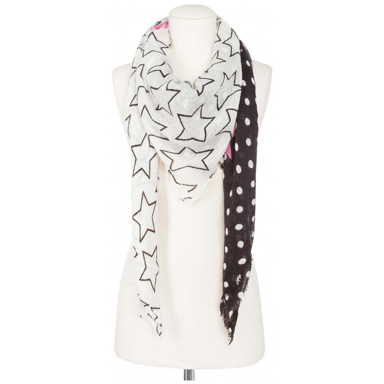 Women's scarf pandicorn