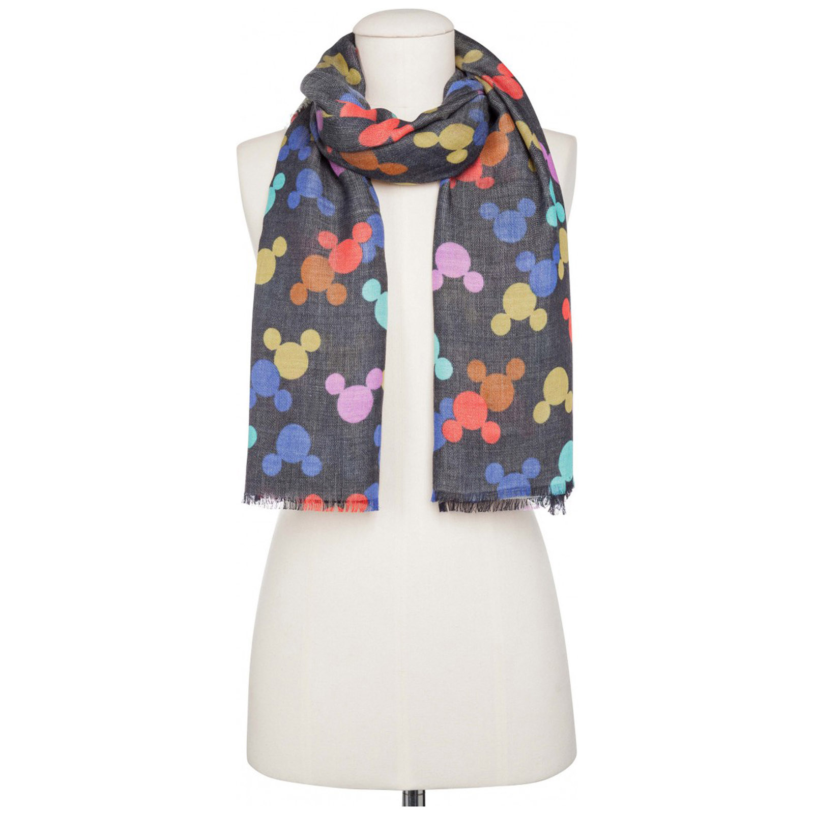 Women's scarf disney mickey mouse