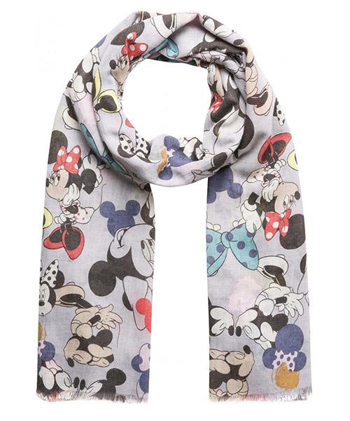 Sciarpa Codello Disney 82083825-09 grigio