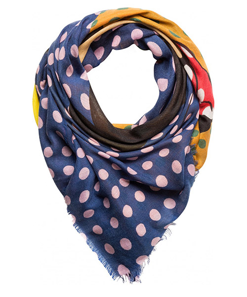 Scarf Codello Disney 82083827-02 blu