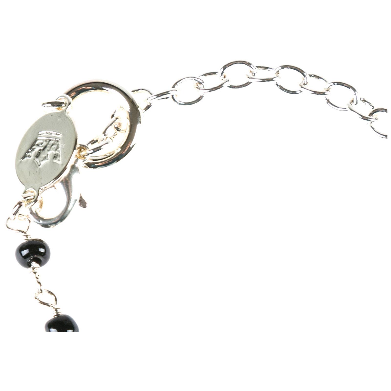 Armband sfere argento